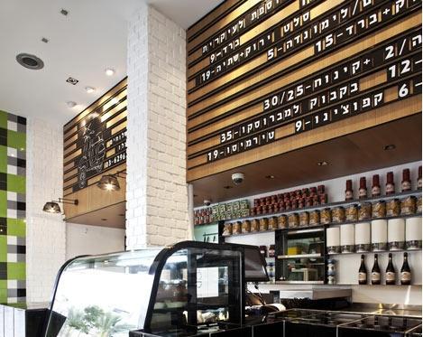 意大利风格面食馆设计案例