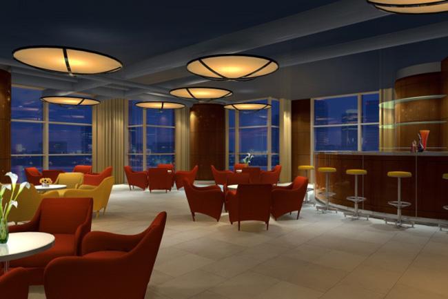 骏豪国际酒店公寓会所装修设计(上海)