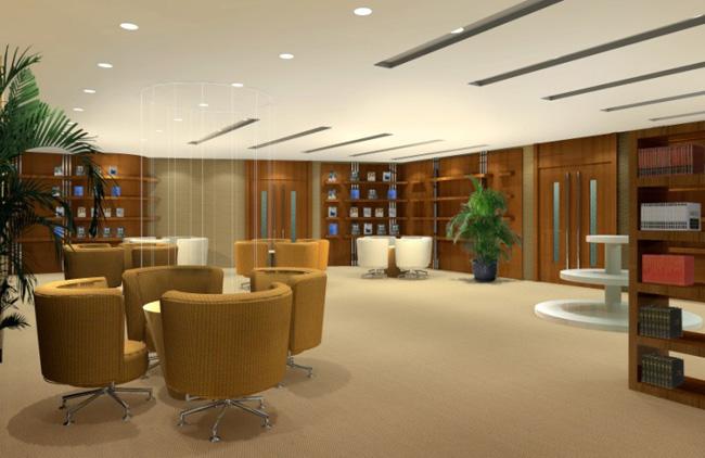 骏豪国际酒店会所设计(上海)