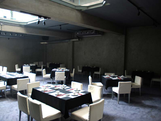 常州炫酷时尚餐厅设计作品(江苏)