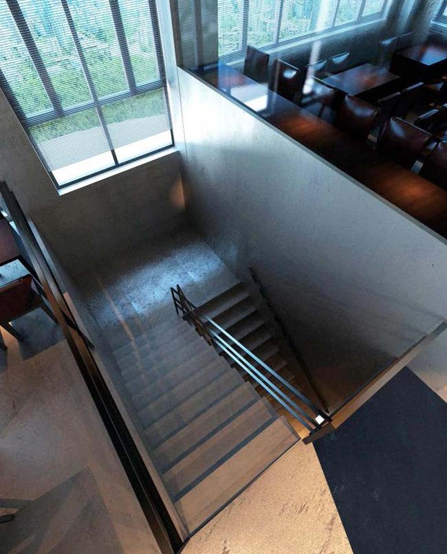 设计师谈西餐厅厨房设计及餐区设计
