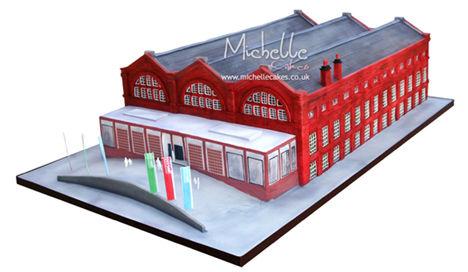 """十个秀色可餐的建筑-""""食物建筑"""""""