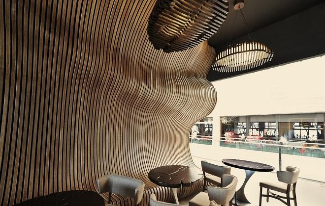 设计师灵感:源于麻袋装满咖啡谷物