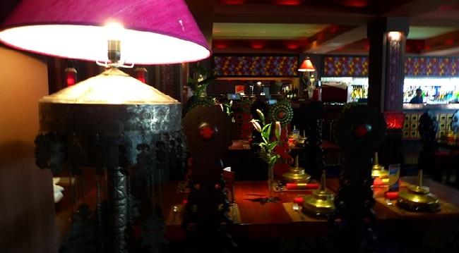设计师推荐:上海的云南少数民族餐厅