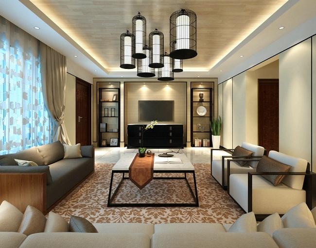 美籍华人王先生住宅空间设计(中国 )