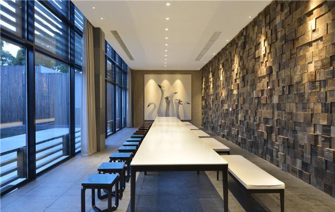 浦东南汇元庐会所设计作品(上海)