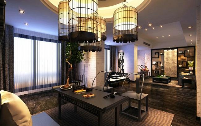 中式茶楼设计要素与设计师案例