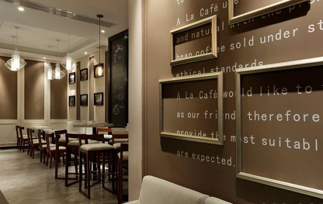 咖啡馆室内空间设计与设计师案例