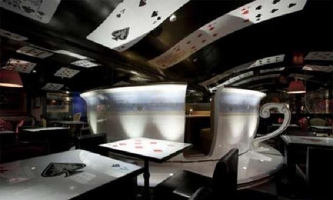 浅谈概念餐厅和主题餐厅_上海餐厅设计案例主题餐厅_.