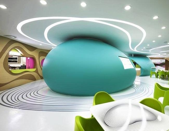 概念餐饮空间设计案例