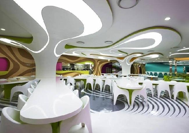 蛋糕餐饮空间设计_餐饮餐饮设计_视频设计概概念做饭教程概念图片