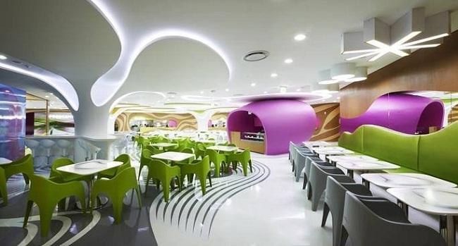 概念餐饮空间设计