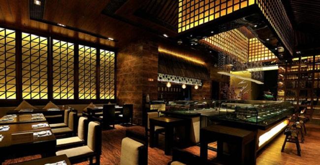 餐饮空间设计师案例欣赏