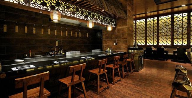 餐饮空间设计师案例欣赏_上海餐厅设计案例餐饮会所