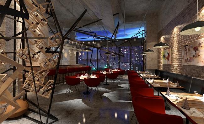 新天地BACCO酒吧设计方案