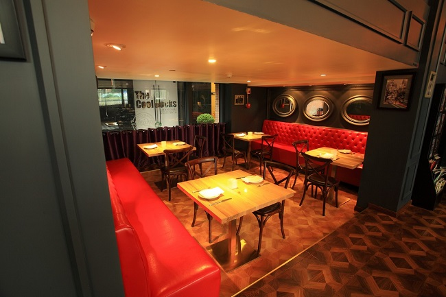 菲普仕纽约牛排馆设计(上海)