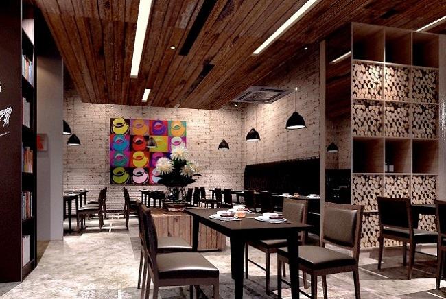 设计师浅谈咖啡店装修风格_咖啡馆_餐饮设计设计师谈