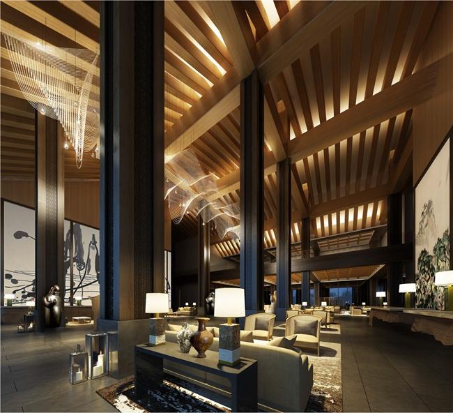 雁栖湖酒店设计方案(北京)