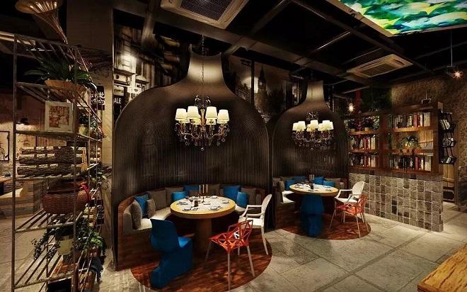 """feiyu""""沸鱼小镇""""餐饮空间设计(上海)"""