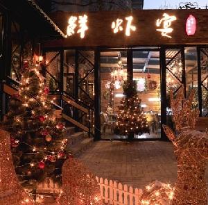 标签:中国_上海餐厅设计案例餐饮设计之窗