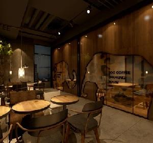 """""""Zoo Coffee""""主题咖啡连锁店设计(上海)"""