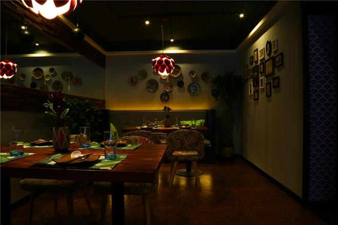 """""""爱尚虾塘""""主题餐厅设计案例(沈阳)"""