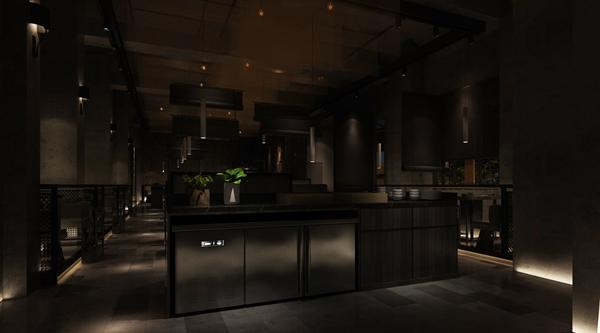 """上海设计师:""""玄黄.无二""""台式锅物料理设计案例(江西)"""
